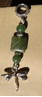 Nephrite Jade dragonfly  SOLD