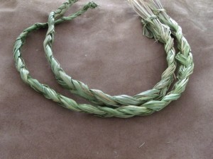 Sweetgrass Braid $8.00 each